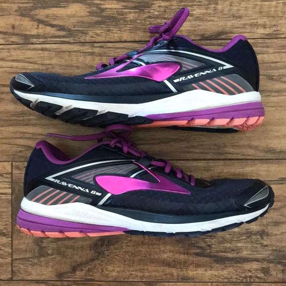 7cc78117a0e Brooks Shoes - Brooks Women s Ravenna 8 running 🏃 ♀ shoes ...